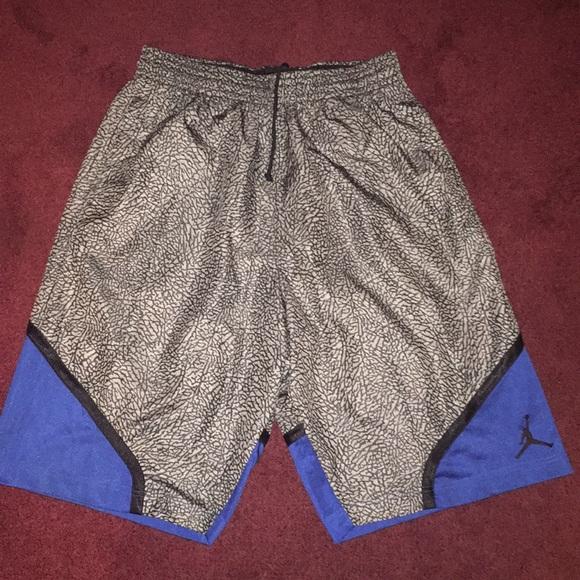 4084100425f Jordan Other - Nike Air Jordan Retro3 Elephant Men Shorts Size L